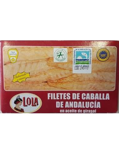 Lola mackerel fillets RO-120