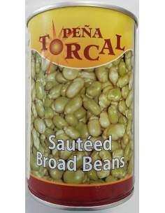 Petits haricots frites avec de l'huile d'olive Torcal 500 gr.