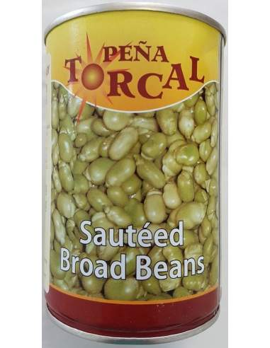 Bujanda fried baby beans  with olive oil 0.500 kg.