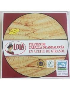 Filetes de Caballa del sur Lola RO550