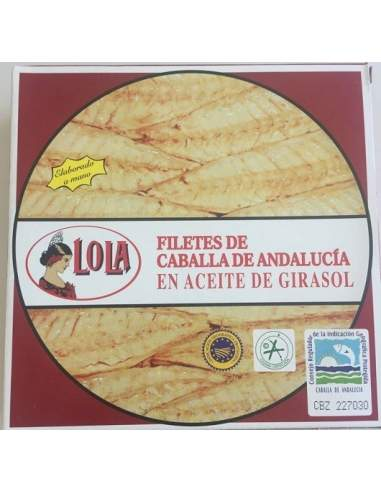 Filets de maquereau du sud Lola RO550
