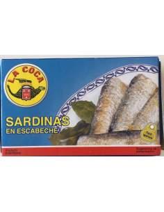 La Coca marinade sardines RR-125