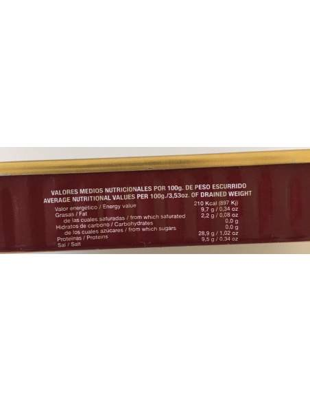 Codesa anchovy fillets Gold series RR-50.