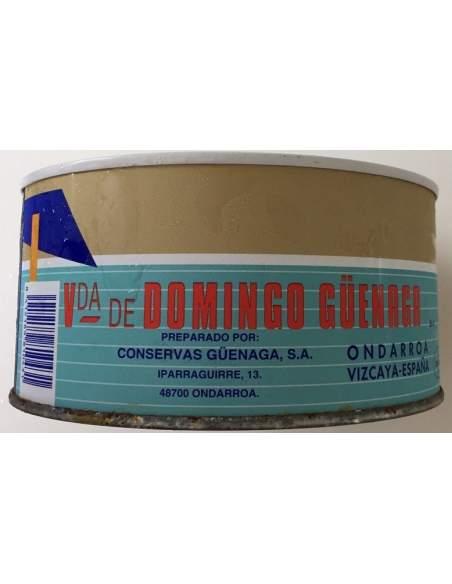 La Nutria salting anchovies RO-1400